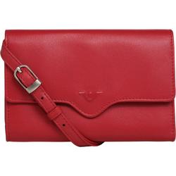 Voi Janice Clutch Tasche Leder 17 cm rot