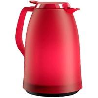 Emsa 514503 Thermosflasche 1 l Rot, Durchscheinend