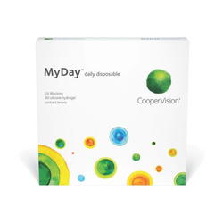 MyDay 90er Kontaktlinsen Cooper Vision
