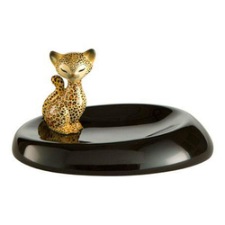 Goebel Schale Leopard Kitty - Kitty de luxe
