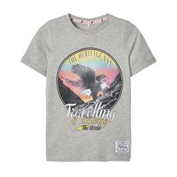 Name It T-Shirt T-Shirt NKMDSINAI SS TOP grau 122-128