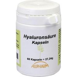 HYALURONSÄURE 50 mg Kapseln 60 St.