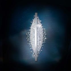 Swarovski Amaca LED Kristall-Wandlampe 51cm