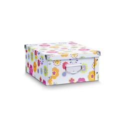 HTI-Living Aufbewahrungsbox Aufbewahrungsbox mit Deckel (1 Stück), Aufbewahrungsbox 40 cm x 17 cm x 33 cm