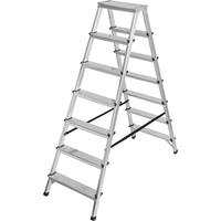 Brennenstuhl Doppelstufenleiter 2 x 7 Stufen