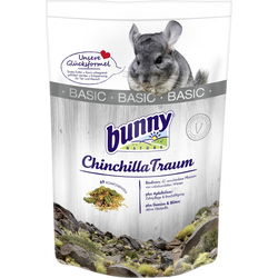 bunny ChinchillaTraum BASIC 600g für Chinchillas