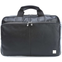 Knomo Brompton Amesbury Laptop-Aktentasche schwarz 15''