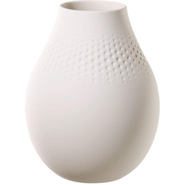 Villeroy & Boch Collier blanc Vase Perle hoch 16x16x20 cm Collier 1016815513