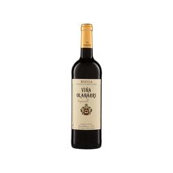 Bio-Rotwein Viña Olabarri Tempranillo, 0,75 l