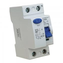 Fehlerstromschutzschalter 2P 25A 30mA Typ A Doktorvolt 5033