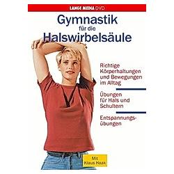 Gymnastik für die Halswirbelsäule - DVD  Filme