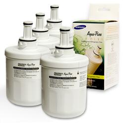 4 Stück SAMSUNG Filter Aqua-Pure Wasserfilter DA29-00003F Hafin1/exp
