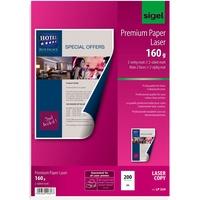 Sigel Premium A4 160 g/m2 200 Blatt