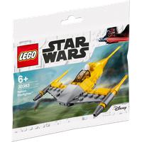 Lego Star Wars Naboo Starfighter 30383
