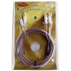 Pro HiFi kabel - 2x Cinch M/ 2x Cinch