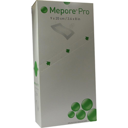 Mepore Pro Steril Pflaster 9x20 cm