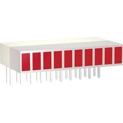 Signal Construct ZAEW1030 LED-Reihe 10fach Rot (L x B x H) 25.4 x 14 x 5mm