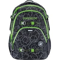 Coocazoo ScaleRale MatchPatch solar green
