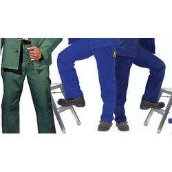 Arbeits-Bundhose, grün, Gr.50