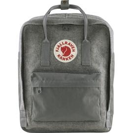 Fjällräven Kanken Re-Wool granite grey