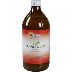 Aurica Graviola Direktsaft 100% Bio