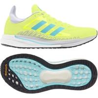adidas Solar Glide 3 Boost Women, gelb blau