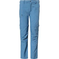 Zip-Off Outdoorhose TIGGO  blau Gr. 116 Jungen Kinder