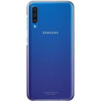 Samsung Gradation Cover EF-AA505 für Galaxy A50 lila