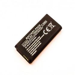 Akku für Samsung Galaxy S5 Mini, wie EGBG8000BBE, EGBG800, mit NFC-Antenne