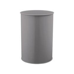 DURABLE Papierkorb grau 30 l - 31.5 cm x 45 cm