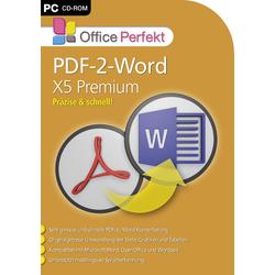 bhv PDF-2-Word X5 Premium