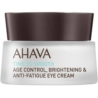 AHAVA Time to Smooth Age Control, Brightening & Anti-Fatigue Eye Cream 15 ml
