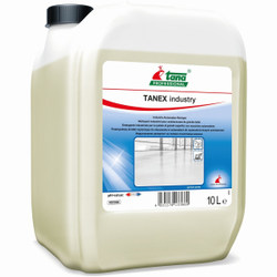 TANA TANEX industry Industriereiniger, Kraftvoller, materialfreundlicher  Industrie-Automatenreiniger, 10 l - Kanister