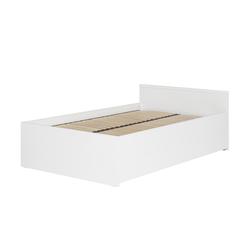 Basispreis* VOX Bett mit klappbarem Lattenrost  Young Users ¦ weiß
