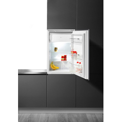 Hanseatic Einbaukühlschrank HEKS8854GE, 88 cm hoch, 54 cm breit