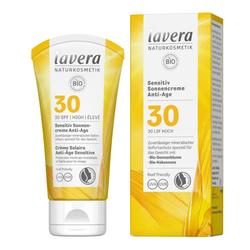 lavera Sensitiv Sonnencreme Anti-Age LSF 30