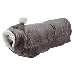 Hunter Hundepullover Rögla grau, Größe: 25 cm