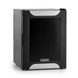 Minibar Minikühlschrank 32 l lautlos A+ Dek »Happy-Hour-D«, Kühlschränke, 75871323-0 schwarz schwarz