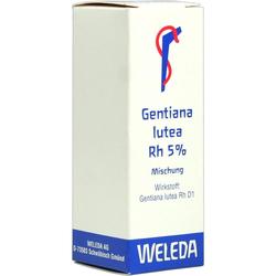GENTIANA LUTEA RH Presssaft 5% Dilution