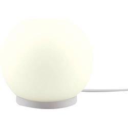 LightMe Varilux® LM85198 LED-Tischlampe 8W Weiß, Grau