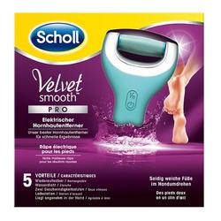 SCHOLL Velvet Smooth elektr. Hornhautentferner Pro 1 St