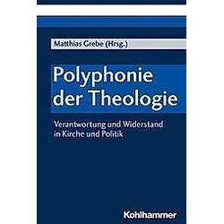 Polyphonie der Theologie - Buch