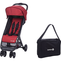 Safety 1st Sport-Kinderwagen Sportwagen Teeny, Ribbon Red Chic rot