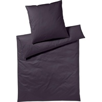 Yes for Bed Pure & Simple Uni anthrazit (155x220+80x80cm)