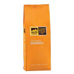 ALPS COFFEE Bohnen Cremé Schümli - Frühstückskaffee 250g o. 1kg - MHD 06/08/20