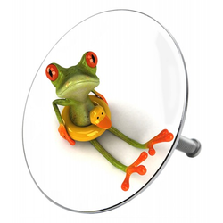 Badestöpsel Froggy