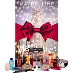 MAYBELLINE NEW YORK Adventskalender (24-tlg)