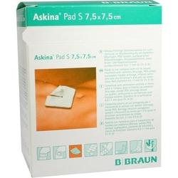 ASKINA Pad S 7,5x7,5 cm 30 St