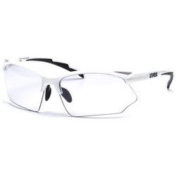Uvex sportstyle 802 vario S530872 8801 7116 white Sportbrille