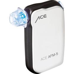 ACE AFM-5 Alkoholtester Weiß 0 bis 4 ‰ Anzeige per Smartphone